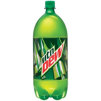 Mountain Dew 2 Liter